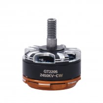 Gemfan GT2205 2450KV 2650KV CW CCW Brushless Motor 2-4S for Freestyle DIY FPV Racing Drone Quadcopter Multirotor Accessories