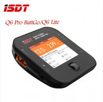 iSDT Q6 Pro BattGo / Lite 300W 14A Pocket Smart Digital Lipo Charger Battery Balance Charger For RC Models DIY Multicopter FPV Drone