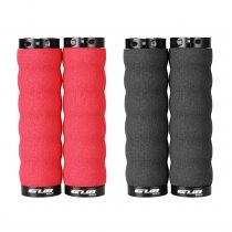 GUB G-505 MTB Folding Bike Bicycle Handlebar Sponge Grips Comfortable Bicycle Lockable Grips Outdoor Cycling Accessories
