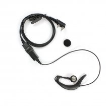 PTT Mic Ear-hook Earphone Headset for Baofeng Walkie Talkie BF-888S UV-5R BF-H8