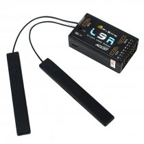 FrSky L9R 9/12CH S.Bus Non-telemetry Long Range Receiver w/PCB Antenna for Taranis X9D