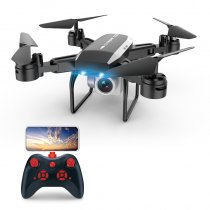Feichao KY606D folding drone 4K wide-angle camera wifi four-Axle aircraft fixed-height remote control Quadcopter