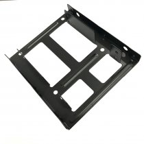 XT-XINTE SSD Mounting Bracket Dual Bracket HDD Conversion Frame 2.5  to 3.5  SSD Mounting Kit Supports Any Computer Cases with an Available 3.5  Drive Bay