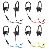 FCLUO 56s Sports Earphone Bluetooth 5.0 Headphones Hanging Ear Stereo Binaural Wireless Headset