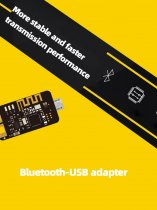 RunCam Bluetooth-USB Adapter Support STM32/Cp210x USB Connector Compatible Most Flight Controllers