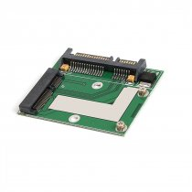XT-XINTE Mini PCI-E MSATA SSD to 2.5  SATA 6.0Gbps Adapter Converter Card SATA3 MINI PCI Express Module Board for Computer PC Desktop