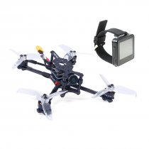 iFlight TurboBee 120RS 120mm 2S Micro FPV Racing Drone Quadcopter BNF With SucceX Mirco F4 Frsky Receiver FPV Watch