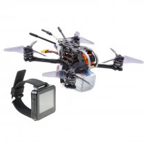 GEPRC Phoenix3 GEP-PX3 140mm Wheelbase F4 FC 3 Inch FPV Racing Drone BNF with Frsky RX FPV Watch