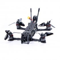 iFlight iH3 4K Mini F7 TwinG OSD Cinewhoop FPV Racing Drone PNP BNF w/ Caddx.us Tarsier Dual Lens Camera RC Quadcopter
