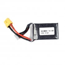 JMT 14.8V/45C 850MAH 1000MAH 14.8V/60C 1300MAH 1500MAH Battery XT60 for RC Airplanes FPV RC Drone