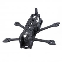 iFlight DC3 3inch 144mm HD FPV Freestyle Frame with 3mm Arm Compatible 20x20mm Stack for DJI FPV Air Unit DJI Digital FPV System