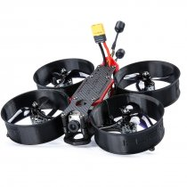 iFlight MegaBee 3inch HD Whoop FPV Racing Drone BNF for DJI Digital HD FPV Air Unit XING 1408 3600KV Motor