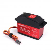 ROBSG HS5065 65KG 6v-7.4v High-End Metal Gear Digital Servo with Metal Arm for RC Cars Suit for HPI Rovan Km Baja 5B 5T