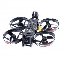 iFlight CineBee 4K Whoop FPV Racing Drone 4S Quadcopter PNP BNF Wheelbase 107mm SucceXMirco F4 Flight Tower Caddx.us Tarsier 4K 1200TVL Dual Lens HD Camera