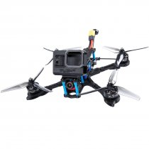 iFlight Cidora SL5-E 215mm 5inch 4S / 6S FPV Racing Drone PNP BNF with Caddx Ratel Camera/Nazgul 5140 Prop/XING-E 2207 2750KV/1800KV Motor