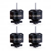 4PCS iFlight BeeMotor 0804 12000KV 15000KV 1-2S FPV Whoop Motor Compatible Gemfan 1940 2035 Propeller for FPV RC Racing Drone Part