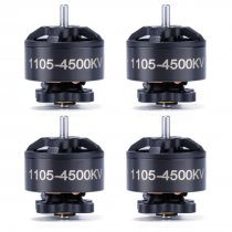 4PCS iFlight BeeMotor 1105 4500KV 2-4S FPV Micro Motor for RC Racing Drone FPV Quadcopter