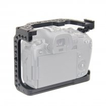 BGNING ​Aluminum Cage Camera for Canon EOR S Protective Case Movie Film Video Rig Stabilizer Cover Frame for EORS Quick Release L Plate