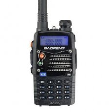 Baofeng UV-5RA 136-174/400-480 MHz Dual-Band DTMF CTCSS DCS FM 5W Amateur Two Way Radio