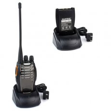 Baofeng Walkie Talkie Fm Radio BF-A5 Uhf 400-470 Mhz 16ch Vox Bright Flashlight Two Way Radio