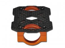 Tarot Aircraft Parts: Carbon Fiber GPS Mount Holder TL68B13 Dia 16mm