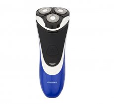 Rotary 3D Rechargeable Heads Washable Men's Cordless Electric Shaver Razor