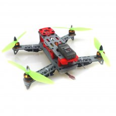KINGKONG 260 Across Frame Small RFT Drone with QQ Flight Controller Motor ESC 6Ch TX & RX No Battery charger