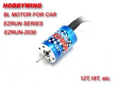 Hobbywing EZRUN 2030 Senseless 12T / 18T 7800KV / 5200 KV Brushless Motor for 1/18 1/16RC Car