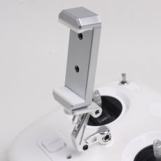 Remote Control Mobile Device Holder Phone Extended Bracket Mount CNC Aluminum Alloy for DJI Phantom 3 Series Quadcopter