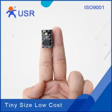 USR-C215b Tiny Size Serial TTL to Wireless Converter Wifi 802.11b/g/n Module with External Antenna