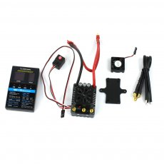 Hobbywing EZRUN-MAX8-V3 BEC Output T / TRX Plug Speed Controller Waterproof Brushless ESC for 1:8 RC Car