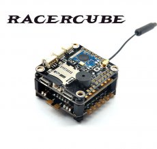 RacerCube F3 EVO Flight Controller Integrated PCB Board MWOSD 4in1 Littlebee 20A ESC Frsky 8CH PPM SBUS Receiver