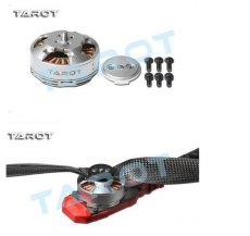F10271 Tarot TL68P07 6S 380KV 4008 Multi Rotor Disc Brushless Motor For Helicopter