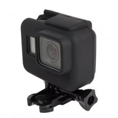 se Cove Soft Silicone Car Side Frame Protective Bag for Go Pro Hero Hero5 Gopro5 Sport Action Camera