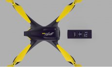 Hubsan H507A RC Drone Quadcopter UAV 4-axis Aircraft Model with Crash Resistant Aerial Camera