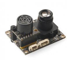 PX4FLOW V1.3.1 Optical Flow Sensor Smart Camera with MB1043 Ultrasonic Module Sonar for PX4 PIX Flight Control System