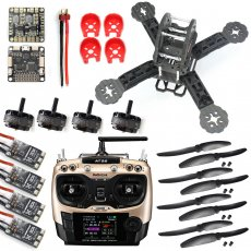 DIY Toys RC FPV Drone Mini Racer Quadcopter 190mm SP Racing F3 Deluxe Flight Controller Radiolink AT9S Remote control?