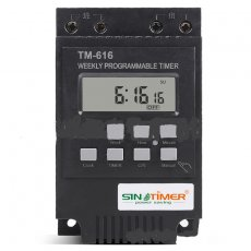 SINOTIMER Microcomputer Time Switch Cycle Time Controller for Street Lamp Oven Radio Equipment