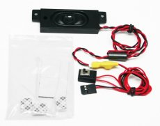 G.T.Power RC Car Voice Sound System / Loudspeaker Model Car Parts Audio Accessories