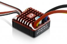 Hobbywing QuicRun 1/10 1/8 WaterProof Crawler Brushed 80A Electronic Speed Controller ESC With Program box BEC T Plug