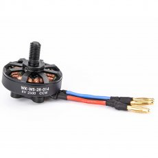 Original Walkera Runner 250 Spare Parts 2500 KV CCW Brushless Motor (WK-WS-28-014) Runner 250-Z-15