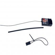 Flysky FS-GR3E 3 Channel 2.4G GR3E Receiver with Failsafe GT3B GR3C Upgrade for RC Car Truck Boat GT3 GT2 Transmi