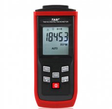 TA8141 Tachometer Non-contact Digital Laser Photo Tacometro speed meter 2.5RPM-59,999RPM
