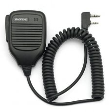 Baofeng Handheld Radio Speaker Mic For Baofeng UV-5R / BF-888S BF-F8+ UV-5RC UV-B6