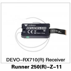 Original Walkera Runner 250 advance drone Quadcopter Part DEVO-RX710(R) Receiver Runner  250PRO ?250(R)-Z-11