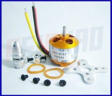 Brushless Outrunner Motor A2212 2200KV 6T For RC Aircraft Copter