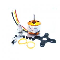 A 2212 A2212 1000KV Brushless Outrunner Motor W/ Mount , RC Aircraft / KKmulticopter 4Axis Quad copter UFO