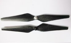 1 Pair 9443 9 CF Carbon Fiber Propeller Self-locking Prop for DJI Phantom 2 Vision Quad Copter Multicopter