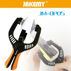 JAKEMY LCD Screen Opening Repair Tool Kit Pliers Suction Cup for iPhone iPad Andriod Samsung Phone