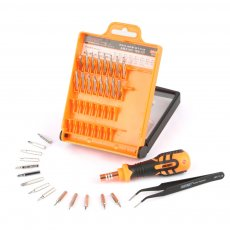 JAKEMY 32 in 1 Mobile Phone Repair Tools Kit Hardware Screwdriver Hand Tools Set